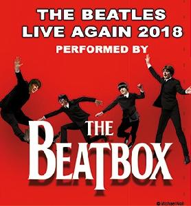 The Beatles Live Again 2018