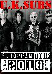 UK Subs + Backyard Band