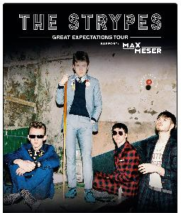 The Strypes + Max Meser