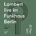 Lambert + Support: Sebastian Plano