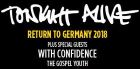 Tonight Alive - Special Guests: With Confidence & The Gospel Youth