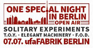 ONE SPECIAL NIGHT IN BERLIN