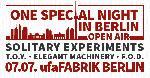 ONE SPECIAL NIGHT IN BERLIN