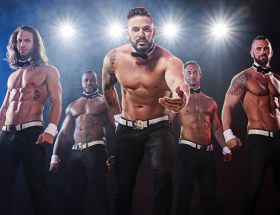 CHIPPENDALES 2018