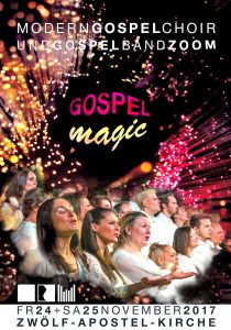 Modern Gospel Choir - Gospelmagic