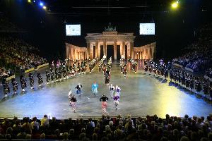 Berlin Tattoo 2018 - Internationale Militärmusikschau