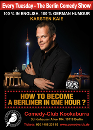 How to become a Berliner in 1 hour