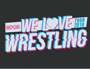 wXw We Love Wrestling Tour 2018
