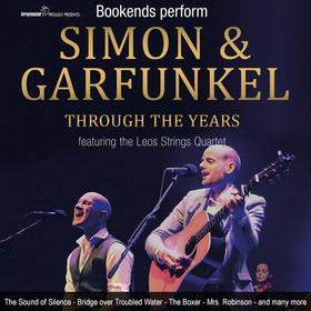Bookends perform SIMON & GARFUNKEL - THROUGH THE YEARS