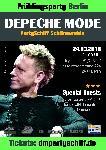 Depeche Mode Frühlingsparty Berlin