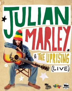 Julian Marley & The Uprising - LIVE